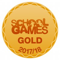 School Games Gold Logo JPG