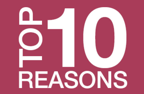Top 10 Reasons Title