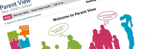 ofsted parent view main